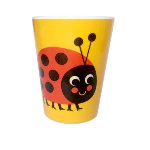 beker ladybug OMM Design