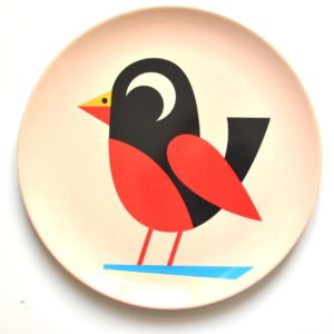 OMM Design bord bird / vogel