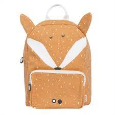 trixie baby rugzak vos / fox