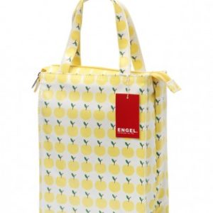 engelpunt yellow apple shopper small