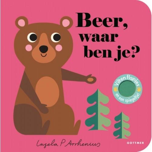 Beer waar ben je? van Ingela P Arrhenius