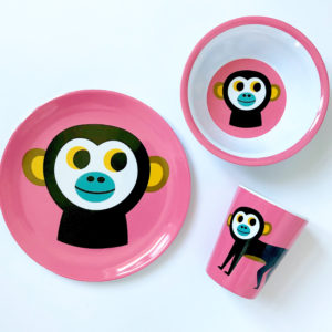 OMM Design bord aap / monkey