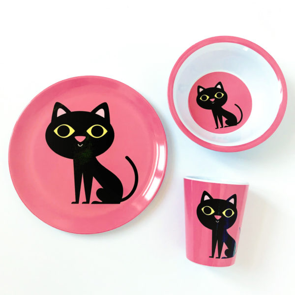 OMM Design beker poes / cat