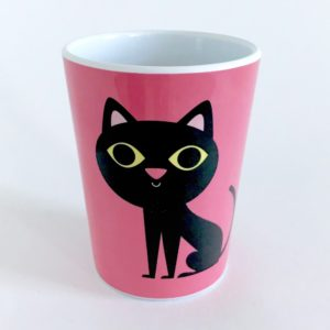 OMM Design beker poes / cat