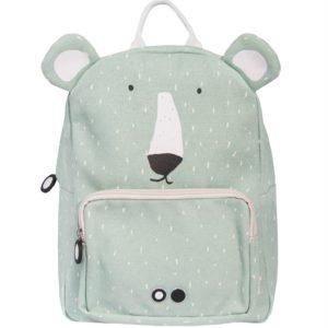 trixie baby kinderrugzak polar bear / ijsbeer