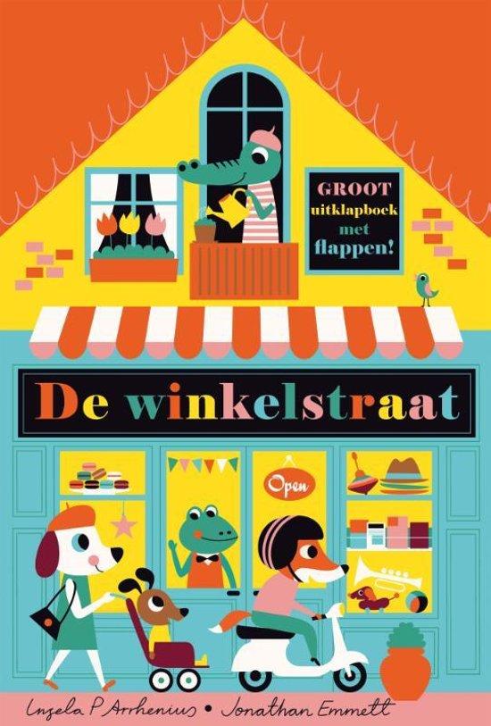 De winkelstraat van Ingela P Arrhenius