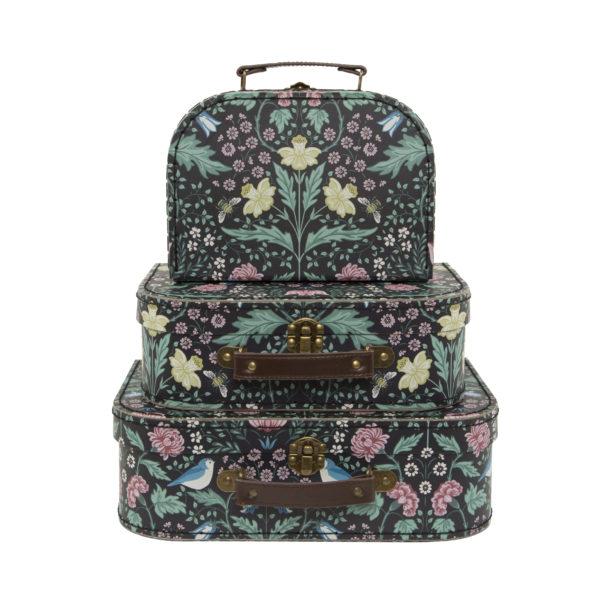 sass & belle kleinste koffer midnight