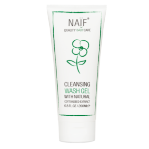naïf cleansing wash gel