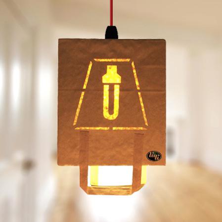 Hanglamp Bagalight