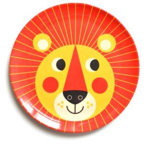OMM Design Bord leeuw / lion face