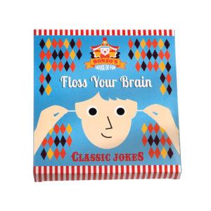 Rexlondon flos je hersenen grap