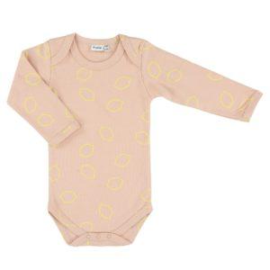 trixie baby lemon squash / citroen roze 62/68
