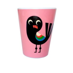 beker vogel OMM Design