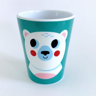 OMM Design beker ijsbeer