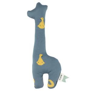 trixie baby weasel rammelaar giraffe
