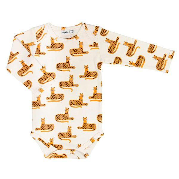 trixie baby cheetah romper lm 62/68