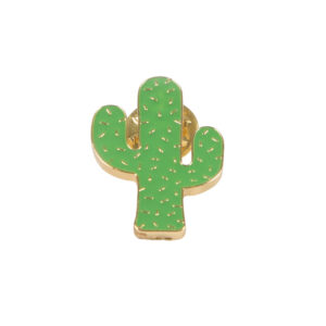 cactus speldje pin enamel