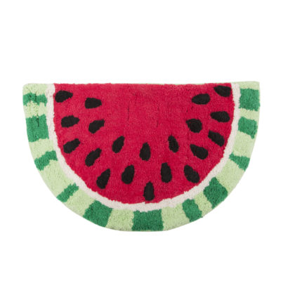 sass & belle vloerkleed watermeloen