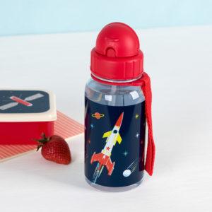 Rexlondon space / ruimtevaart drinkfles