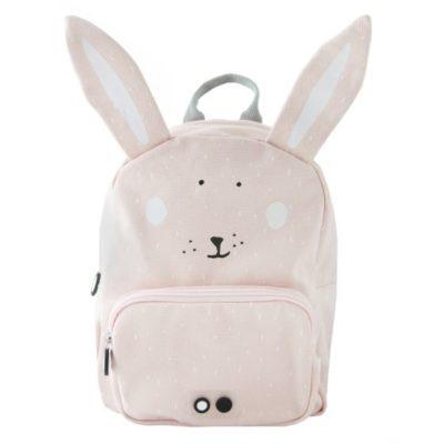 rugzak trixie baby rabbit roze