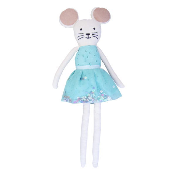 global affairs knuffel / rag doll muis