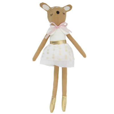 doll knuffel hertje deer global affairs