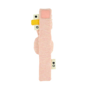 trixie baby mrs. rabbit armband speeltje / wrist rattle