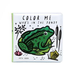 weegallery badboekje colorme pond
