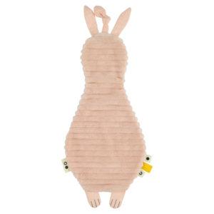 trixie baby mrs. rabbit speendoekje / speenknuffel