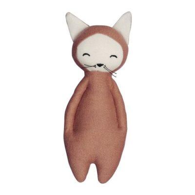 fabelab soft rammelaar fox / vox