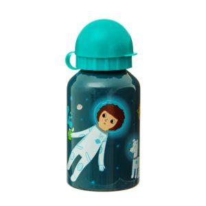 sass & belle drinkfles space / ruimtevaarder