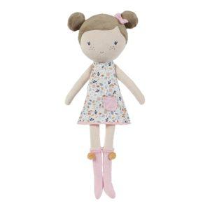 little dutch grote knuffel pop Rosa