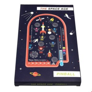 Rexlondon pinball / flipper kast space