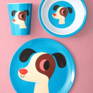 OMM Design Bord dog / hond