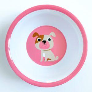 OMM Design kommetje hond roze