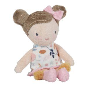 little dutch knuffel pop Rosa 10 cm
