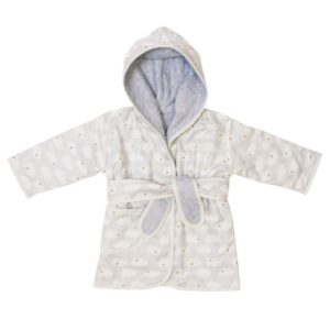 trixie baby clouds badjas, maat 1 - 2 jaar