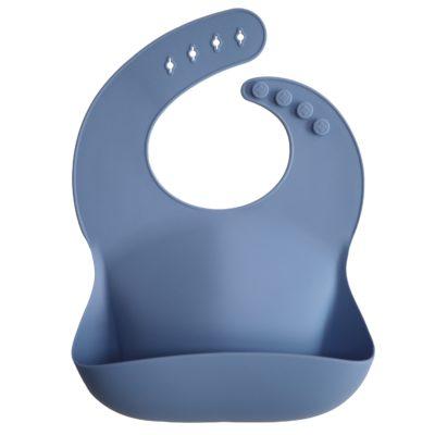 mushie siliconen slab powder blue