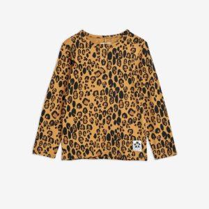 mini rodini leopard grandpa shirt
