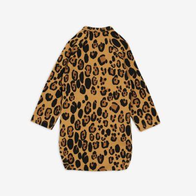 mini rodini overslag romper leopard