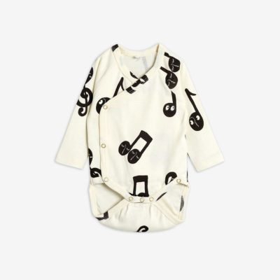overslag romper mini rodini notes new born