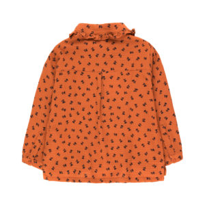 tiny cottons tiny flowers shirt
