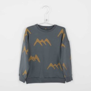 lotiekids mountains dark grey