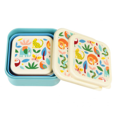 rex London wild wonder snack boxes