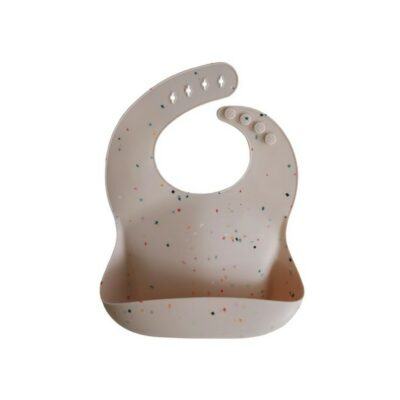 mushie siliconen slab vanille confetti