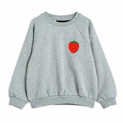 mini rodini strawberry emp sweatshirt