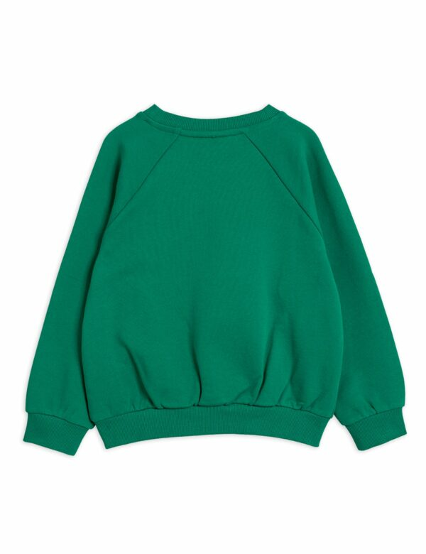 mini rodini Moscou sweatshirt green