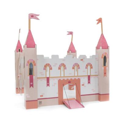Stip duurzaam speelgoed kasteel terra