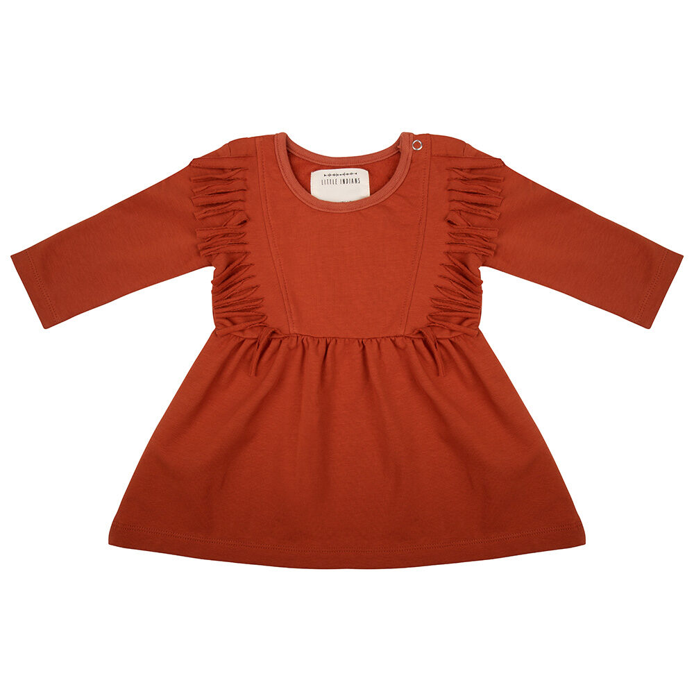 boho dress little Indians picante