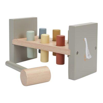 little dutch houten hamerbank
